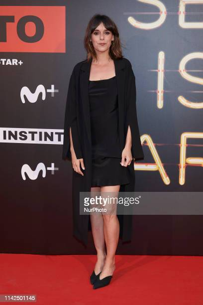 Belen Cuesta attends the 'INSTINTO' premiere at Callao Cinema in Madrid Spain on May 9 2019