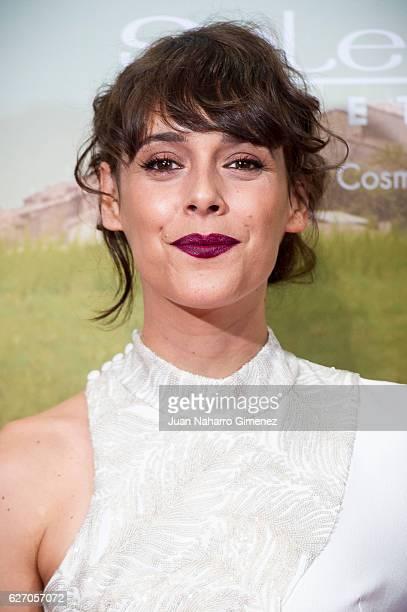 Belen Cuesta attends 'Villaviciosa De Al Lado' premiere at Capitol Cinema on December 1 2016 in Madrid Spain