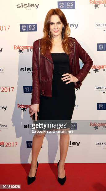 Belen Fabra attends 'Fotogramas Awards' at Joy Eslava on February 26, 2018 in Madrid, Spain.