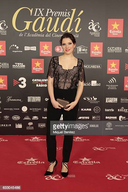 Belen Fabra attends the IX Gaudi Awards 2016 at the Forum's Auditori on January 29, 2017 in Barcelona, Spain.