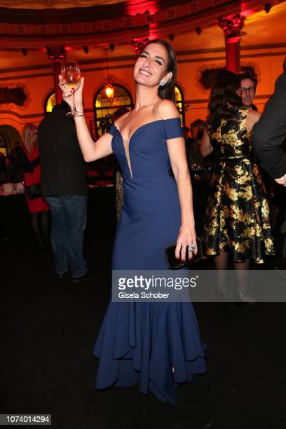 Belen Lopez during the European Film Awards after party at Teatro Lope de Vega on December 15 2018 in Seville Spain