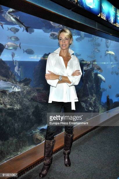 Belen Rueda at the Oceanworld Photocall and Pres Conference on September 18 2009 in Barcelona Spain