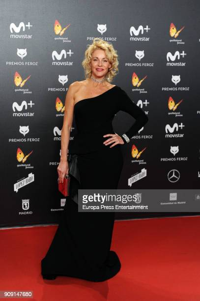 Belen Rueda attends Feroz Awards 2018 at Magarinos Complex on January 22 2018 in Madrid Spain