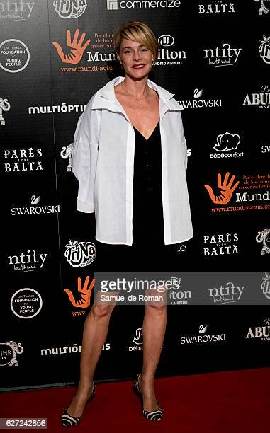 Belen Rueda attends to 'Gala Mundi' photocall Charity Event on December 2 2016 in Madrid Spain