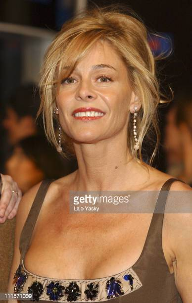 Belen Rueda during 2005 Spanish Academy of Cinematography Goya Awards at Madrid in Madrid Spain