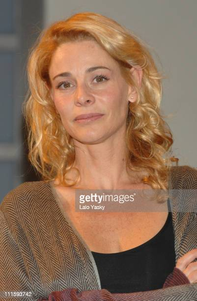Belen Rueda during Closer Photocall January 18 2007 at Teatro Lara in Madrid Spain