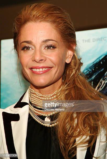 Belen Rueda during The Sea Inside New York City Premiere at United Artist Theatre in New York City New York United States