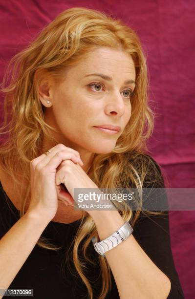 Belen Rueda during The Sea Inside Press Conference with Alejandro Amenabar Javier Bardem and Belen Rueda at Four Seasons Hotel in Beverly Hills...