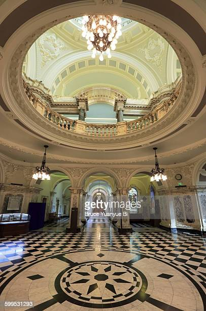 belfast city hall - donegall square stock pictures, royalty-free photos & images
