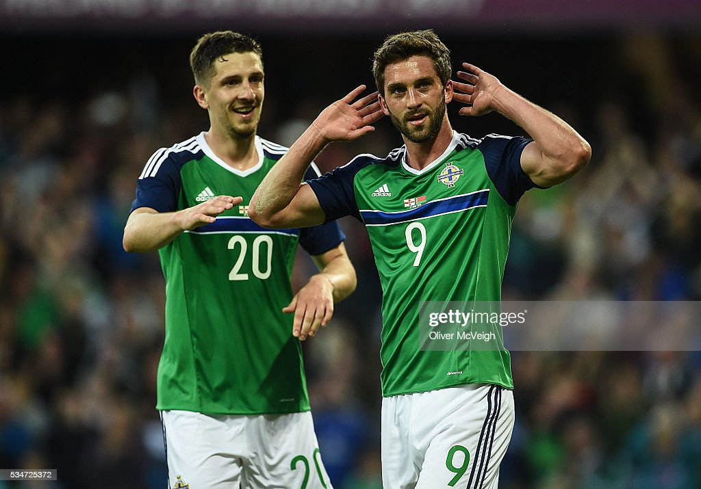 Northern Ireland v Belarus - International Friendly : News Photo