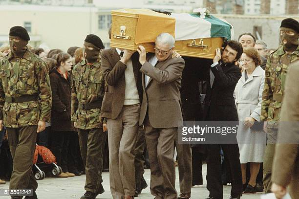 Funeral for Bobby Sands