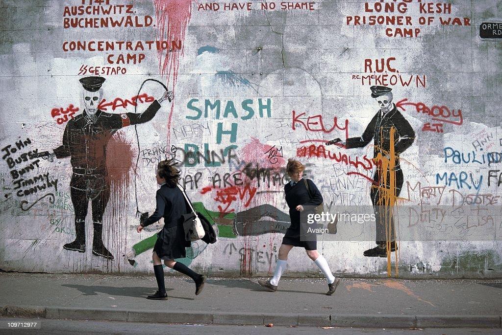 Belfast : ニュース写真