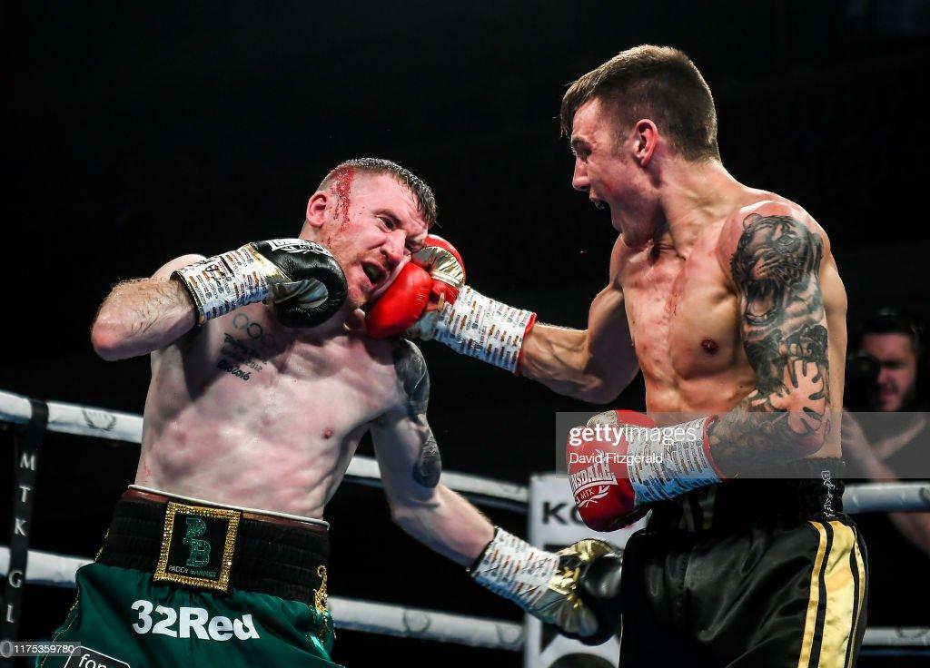 MTK Fight Night in Belfast : News Photo