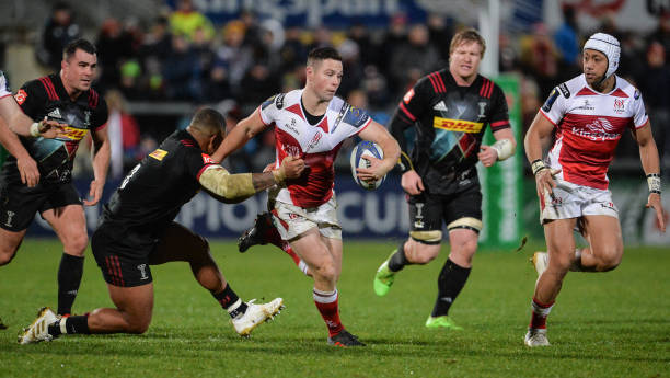Ulster v Harlequins - European Rugby Champions Cup Pool 1 Round 4