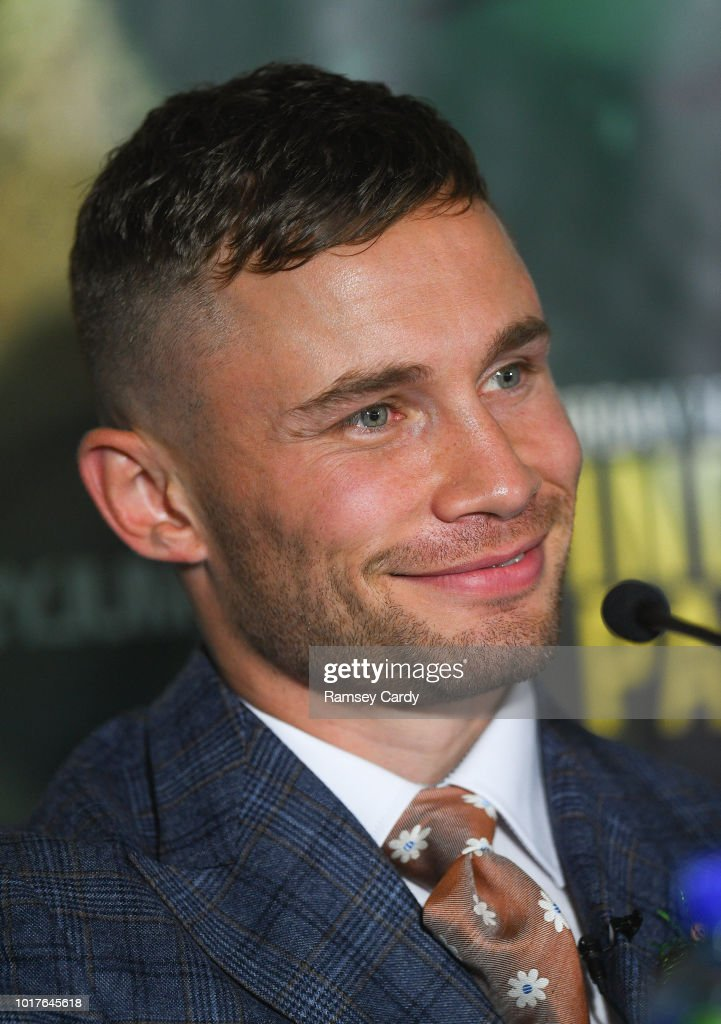 Carl Frampton and Paddy Barnes Press Conference