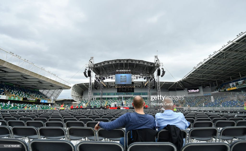 Boxing at Windsor Park