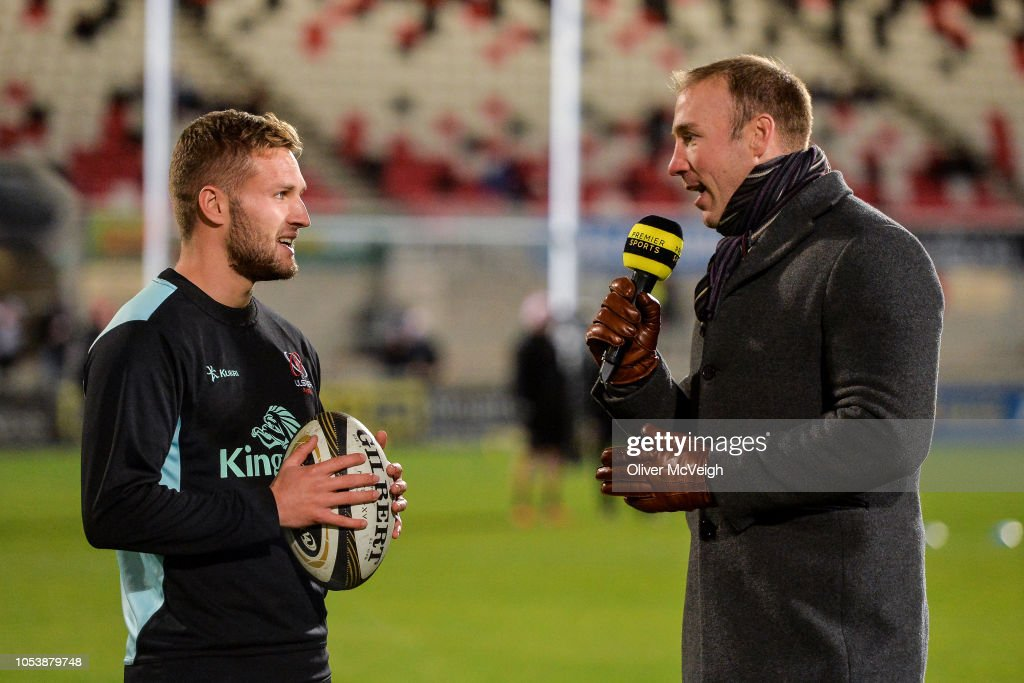 Ulster v Dragons - Guinness PRO14 Round 7 : News Photo