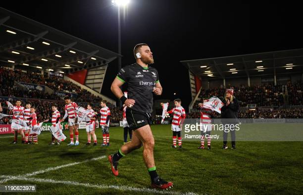 Belfast , United Kingdom - 27 December 2019; Finlay Bealham of Connacht ahead of the Guinness PRO14 Round 9 match between Ulster and Connacht at the...
