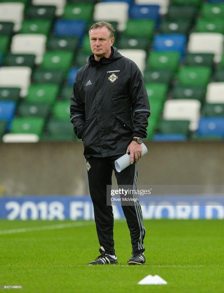 Michael O'Neill set for talks over Scotland Manager job
