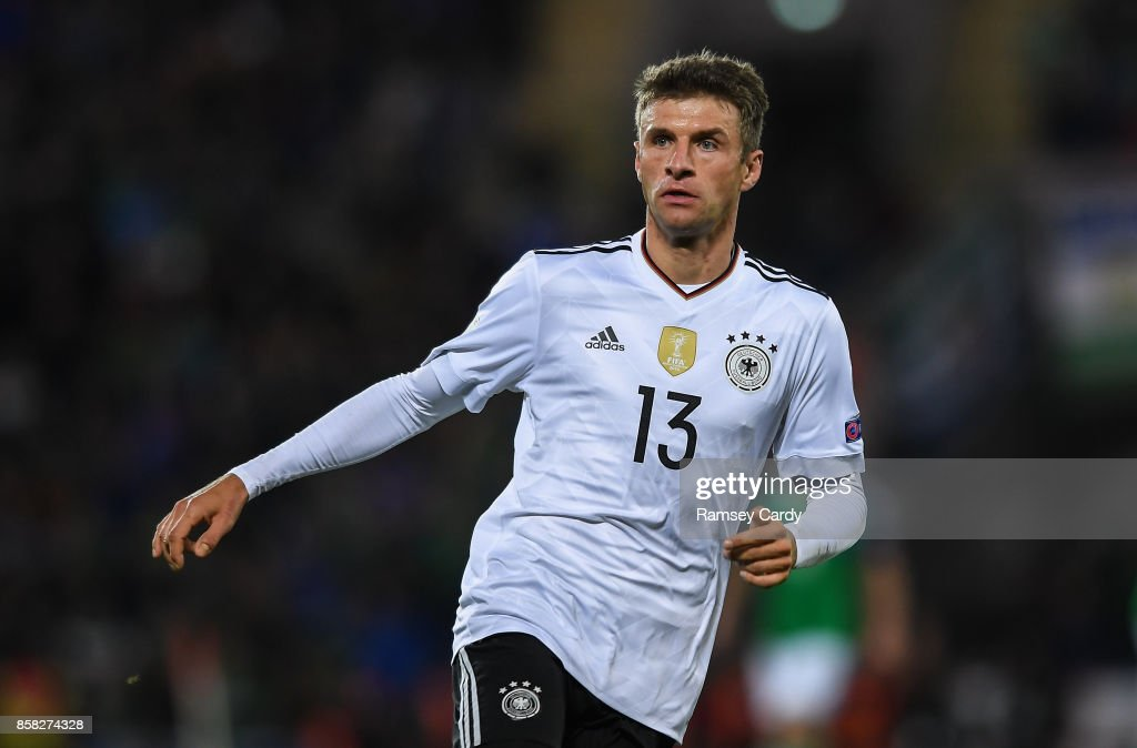 Northern Ireland v Germany - FIFA World Cup Qualifier Group C : News Photo