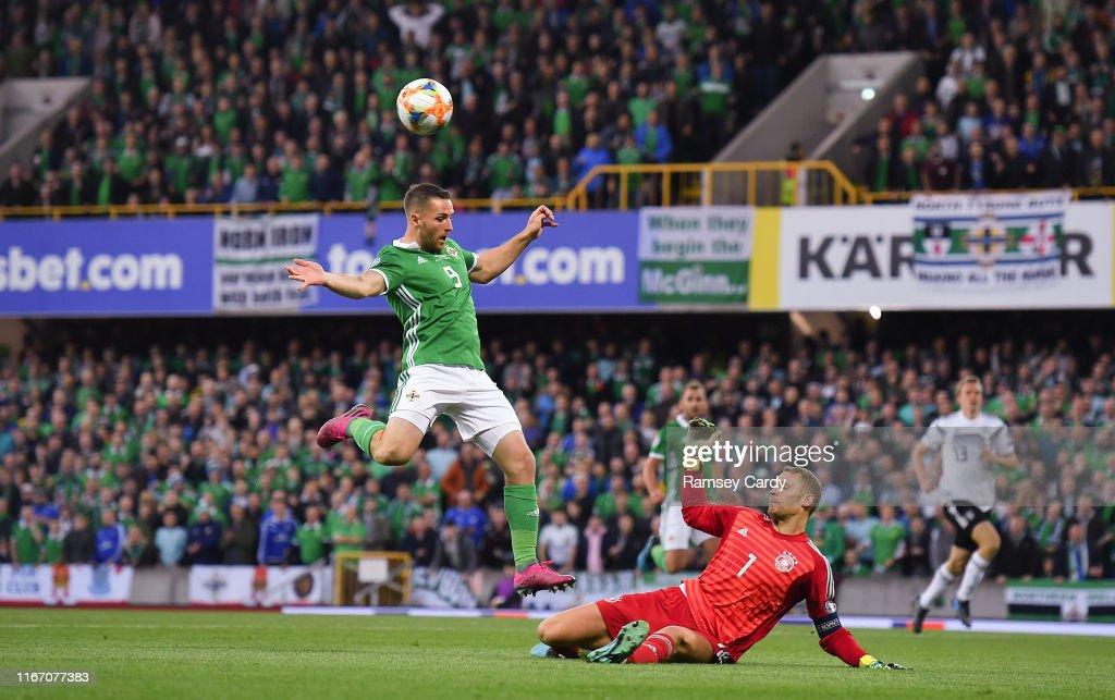 Northern Ireland v Germany - UEFA EURO2020 Qualifier - Group C : News Photo