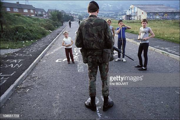 Belfast United Kingdom on August 24th 1987