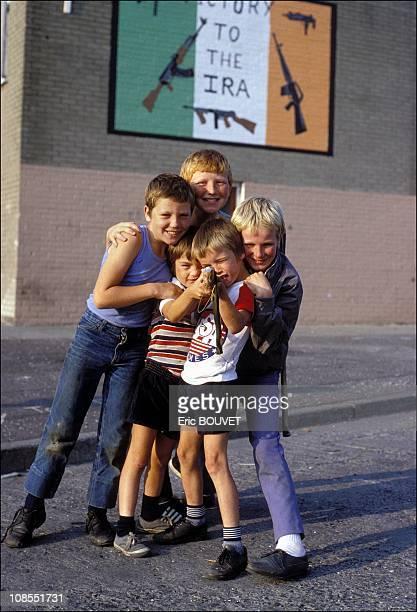 Belfast United Kingdom on August 24th 1989