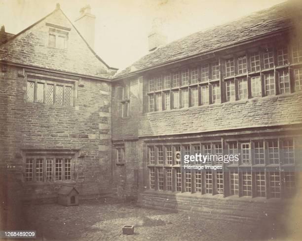 Belfield Hall, 1860s. Artist Unknown.