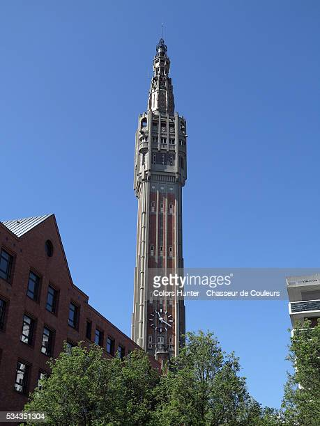 Belfry of Lille - France