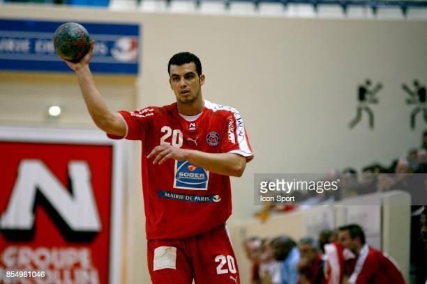 Belgacem FILAH Paris Handball / Selestat 26e Journee de division 1 Stade Pierre de Coubertin