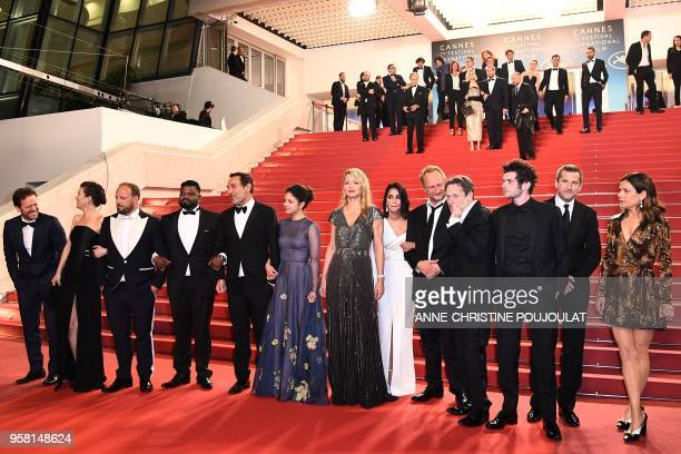 Belgian actor Jonathan Zaccai French actress Melanie Doutey French actor Alban Ivanov actor Balasingham Thamilchelvan French director Gilles...