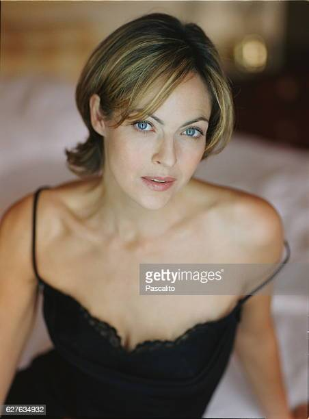 Belgian actress Alexandra Vandernoot