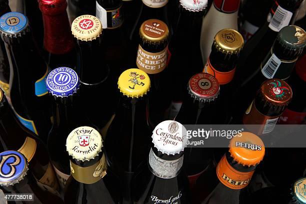 Belgian Beer Caps Variety