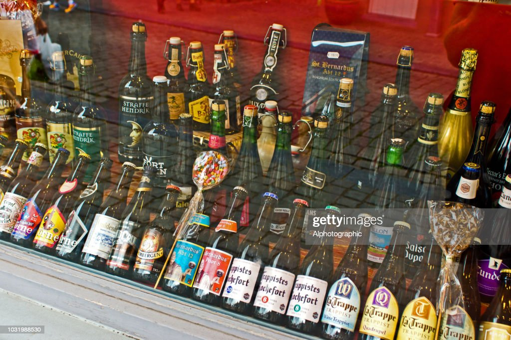 Picture of: Belgian Beer High Res Stock Photo Getty Images
