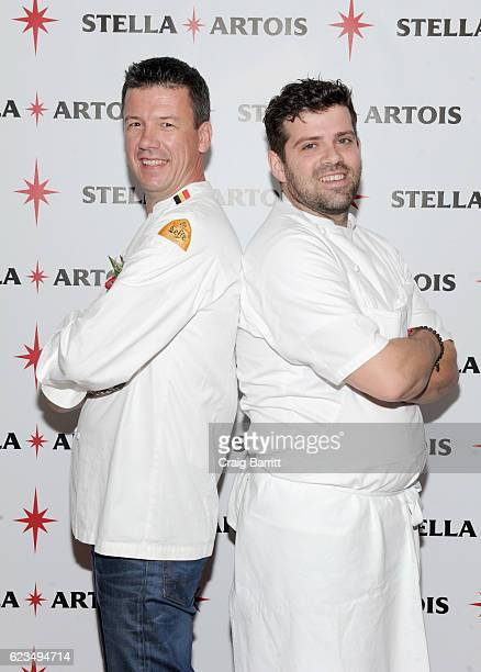 Belgian Chef Bart Vandaele and Chef Dieter Samijn join Stella Artois to toast to a season of extraordinary hosting at the 'King's Feast' celebration...