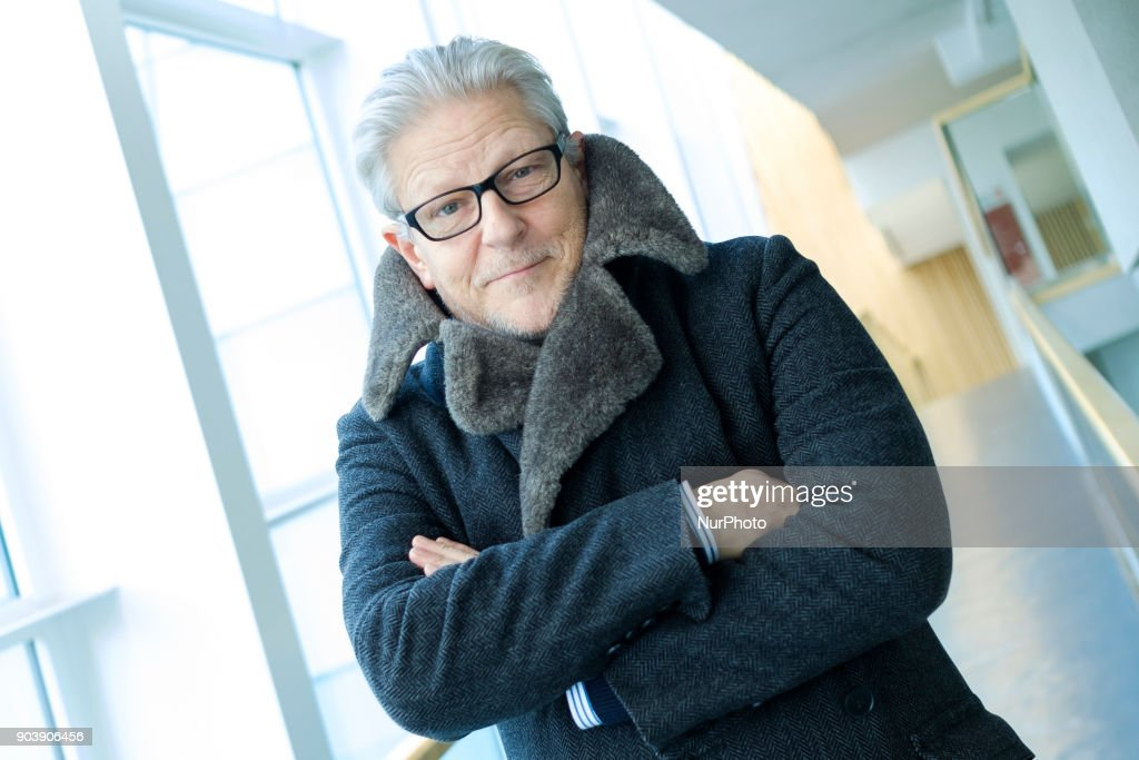 Jan Fabre in Madrid : News Photo