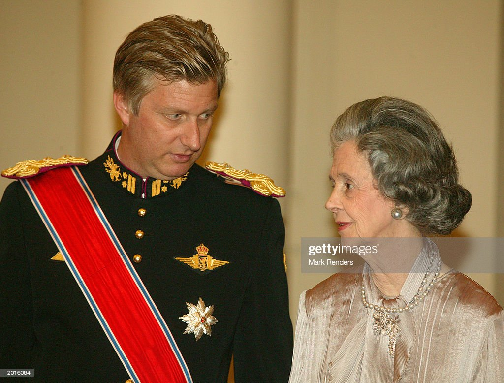 Norwegian Royals Make State Visit To Belgium  : News Photo