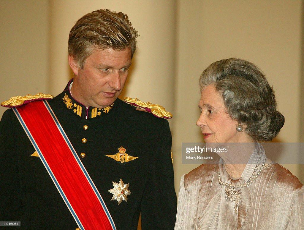 Norwegian Royals Make State Visit To Belgium
