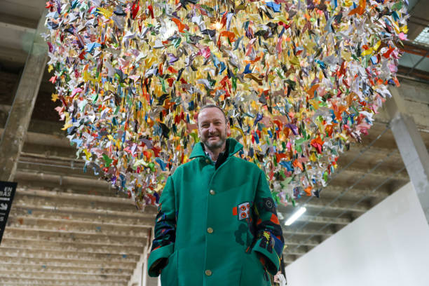 """FRA: Belgium Designer Charles Kaisin And Foundation Engie Launch """"Origami For Life"""", A project To Benefit The SAMU Social"""