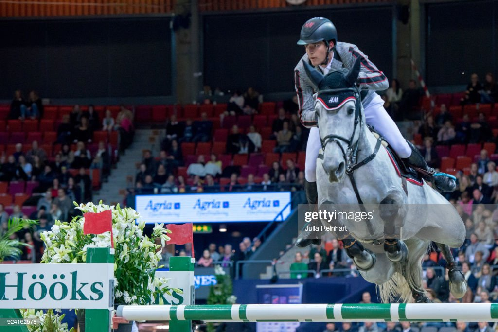 Day 6 - Gothenburg Horse Show 2018