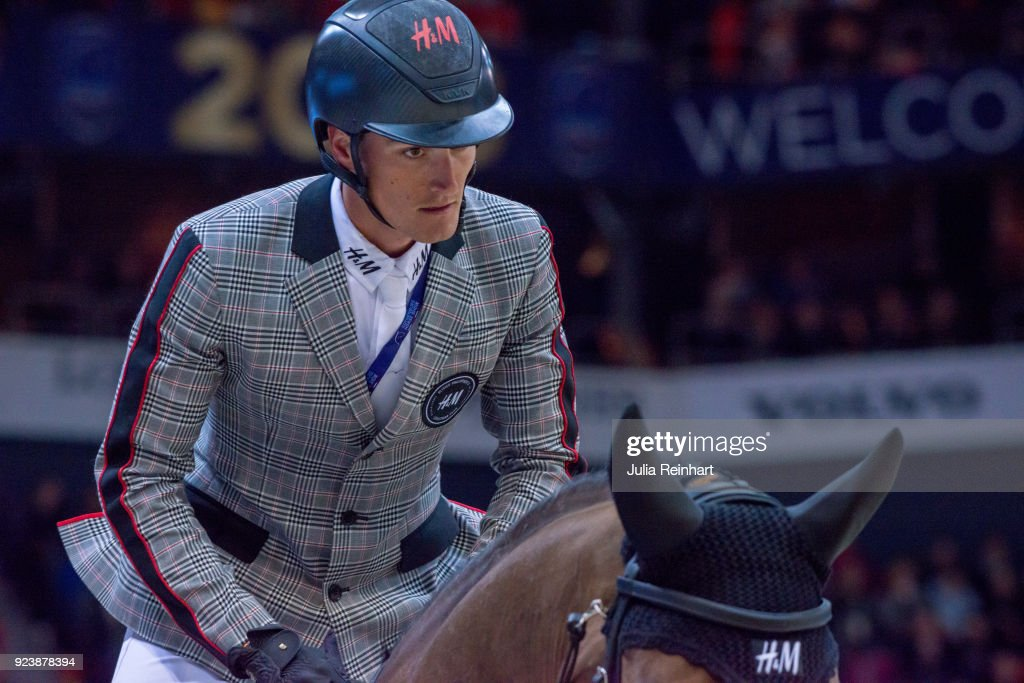 Day 5 - Gothenburg Horse Show 2018