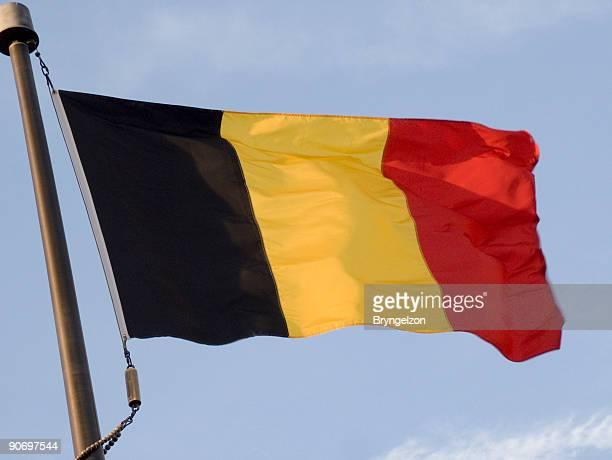drapeau belge - drapeau belge photos et images de collection