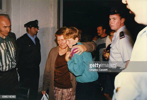 Belgian Laetitia Delhez was kidnapped on August 9 1996 by convicted Belgian child rapist Marc Dutroux and rescued by police on August 15 from a...