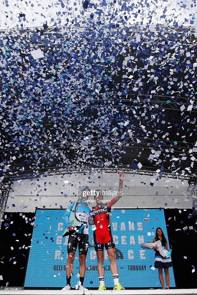 Cadel Evans Ocean Road Race : News Photo