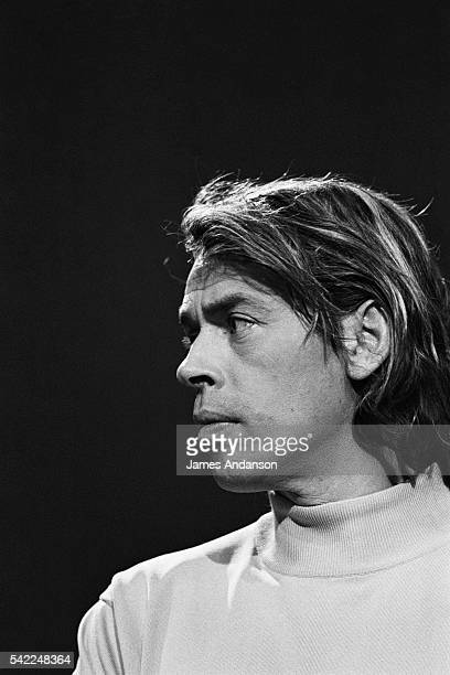 Belgian singer and songwriter Jacques Brel