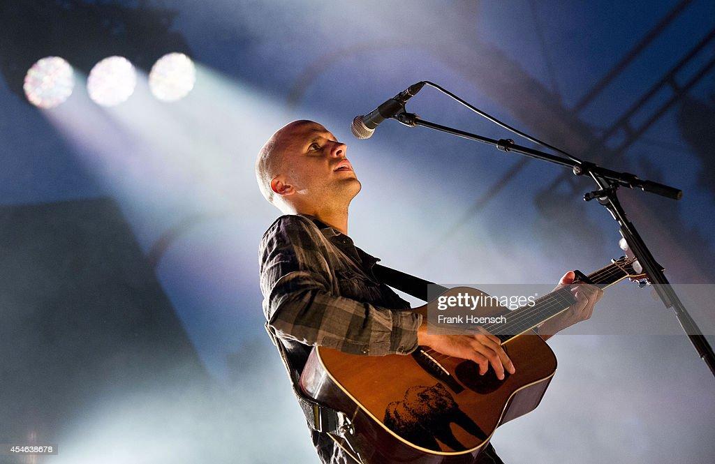 Milow Performs In Berlin