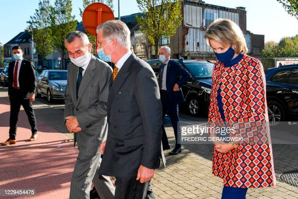 Queen Mathilde Pictures and Photos - Getty Images