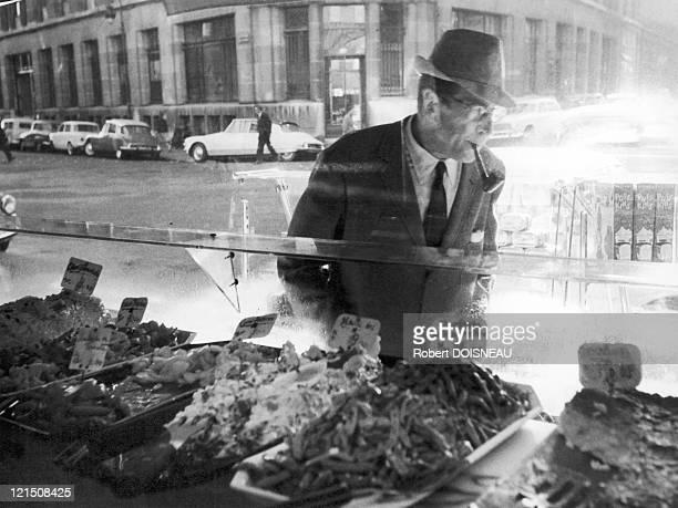 Belgian Writer Georges Simenon