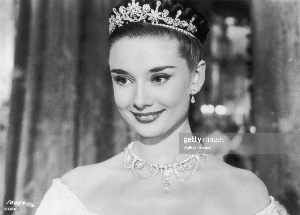 Princess Audrey : News Photo
