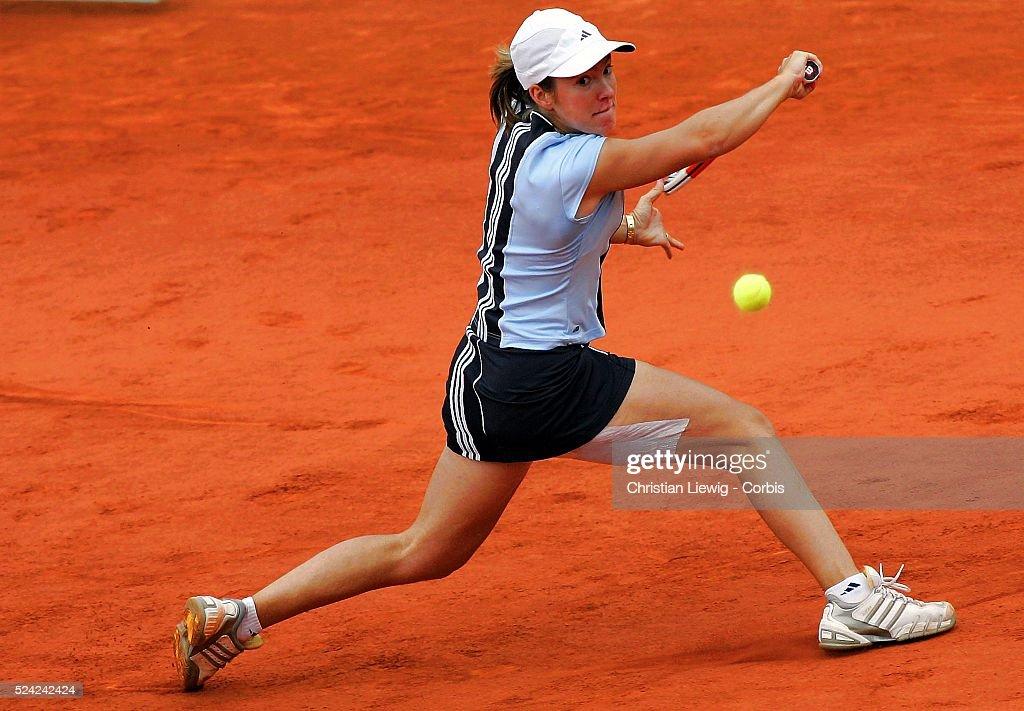 Tennis 2005 - French Open - Women's Final : News Photo